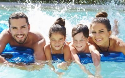 Three Benefits of Building a Backyard Pool