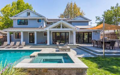 Enjoy a Backyard Swimming Pool Even More